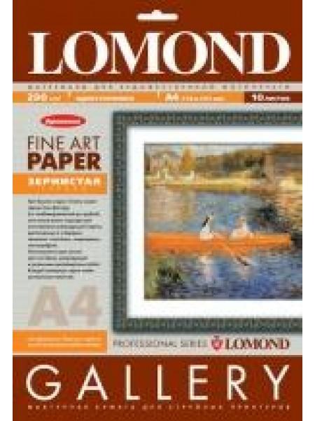 Lomond Coarse-Grainy Natural White Archive А4, 290 г/м2, 10 аркушів