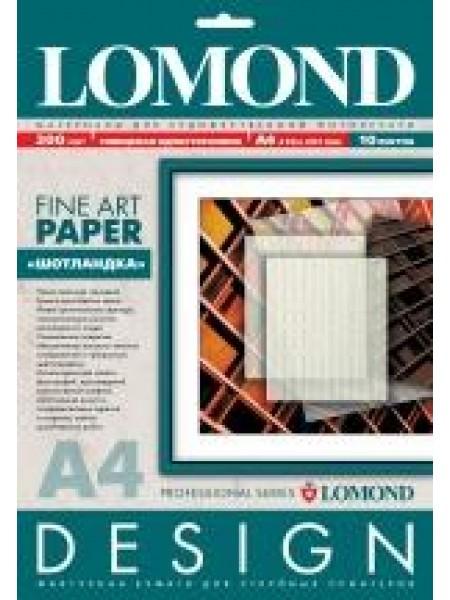 Lomond Tartan матовий А4, 10 аркушів, 200г