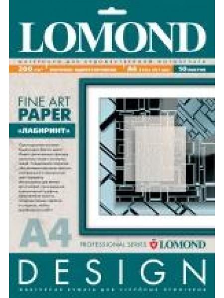 Lomond Labyrinth матовий А4, 10 аркушів, 200г