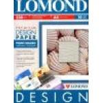 Дизайнерські папери Lomond, артпапери Ломонд із тисненням