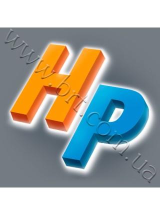 Логотип з підсвічуванням на стіну