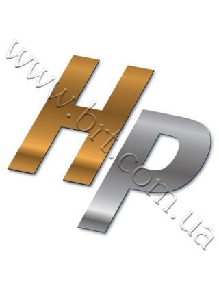 Логотип з металу на стіну