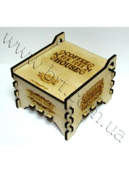 Дерев'яна скринька
