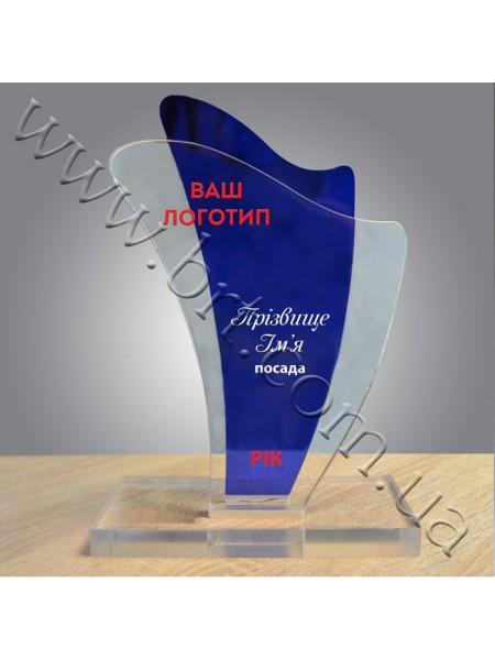 Кубок з акрилу 3Д