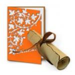 Вітальні листівки на Новий рік, день народження купити в Україні. Запрошення на весілля, сувої на замовлення