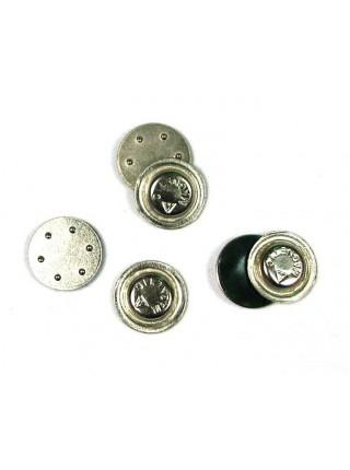 Значки металеві з латуні