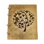 Записные книжки из дерева под заказ в Украине
