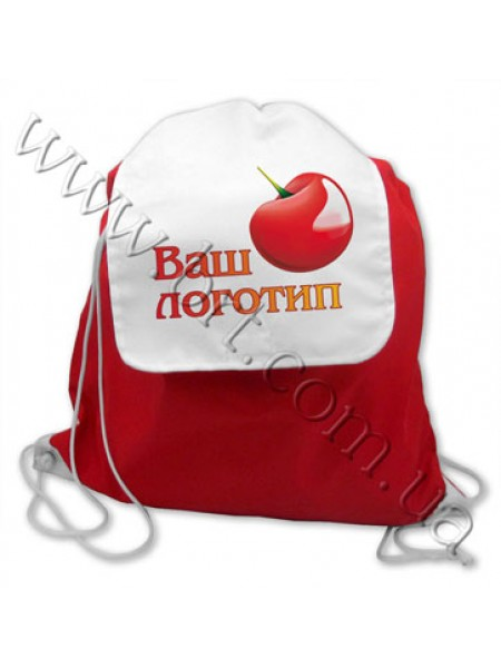 Рюкзак з логотипом