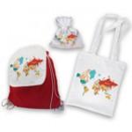 Сумки з принтом, рюкзаки з логотипом, сувенірні мішечки на замовлення