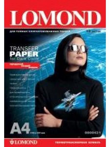 LOMOND Transfer Paper - термотрансфер A4 темні тканини